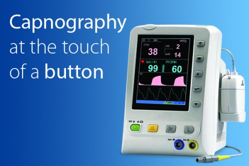 Easily Integrate Capnography into Your Practice with the DRE Echo