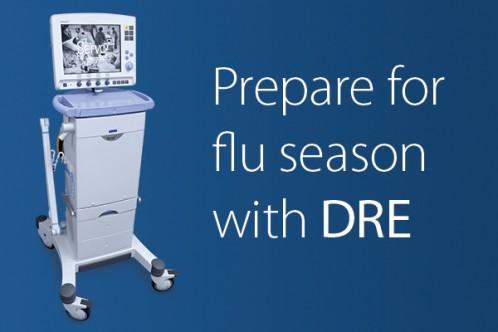 Prepare for Flu Season with DRE
