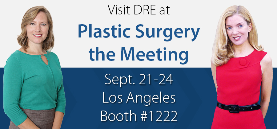 Visit DRE at Plastic Surgery The Meeting!