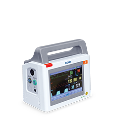 DRE Waveline EZ Portable Patient Monitor with Touch-Screen