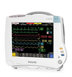 Philips Intellivue MP50 Patient Monitor - Refurbished