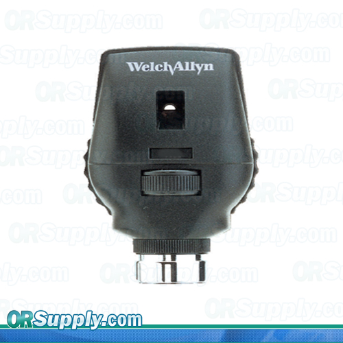 welch allyn ophthalmoscope instructions