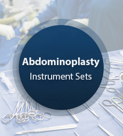 Abdominoplasty Surgical Instrument Set