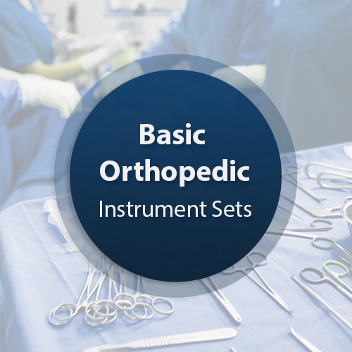 Instrument Set Orthopedic
