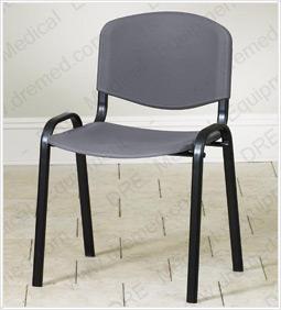 plastic seat chair refurbished