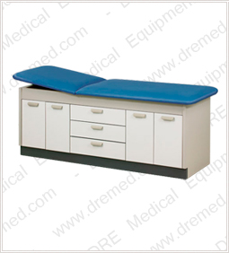 Clinton Cabinet Style Laminate Treatment Table - 9107