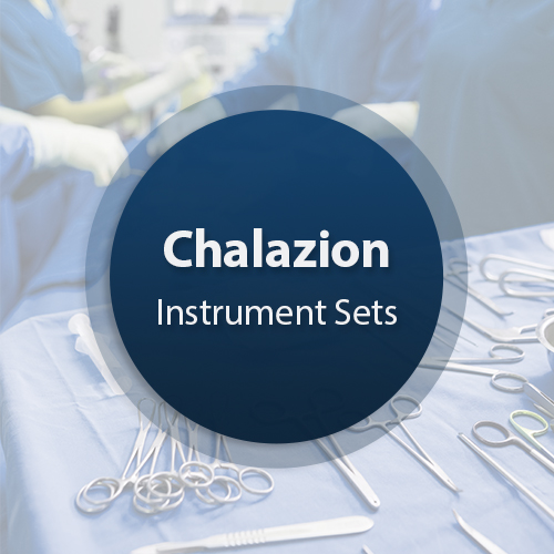 Chalazion Surgical Instrument Set