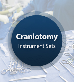 Craniotomy Surgical Instrument Set