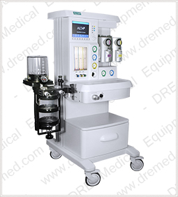 DRE Alta 3s Anesthesia Machine Side V3