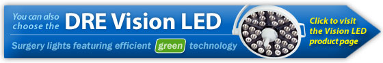 DRE Vision LED Also Available