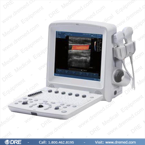 DRE Crystal 4P Ultrasound System Main Image