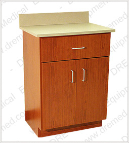 DRE Pro Series Cabinet - 2 Door, 1 Drawer Cabinet