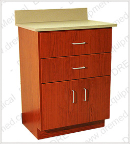DRE Pro Series Cabinet - 2 Door, 2 Drawer Cabinet