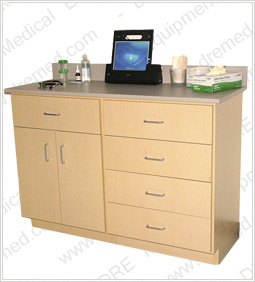 DRE Pro Series Cabinet - 5 Drawer, 2 Door