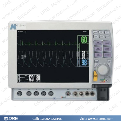 Medical Equipment Invivo Escort Ekg With 3 Lead