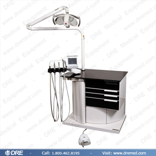 Euroclinic Steel TS Podiatry Workstation