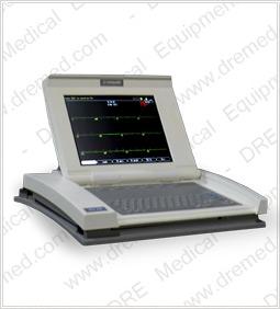 Ge Mac 5000 Resting Ecg Ekg Monitoring System