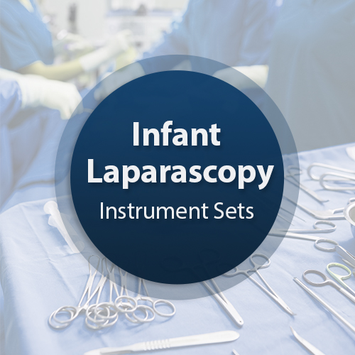 Infant Laparascopy Surgical Instrument Set