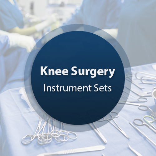 Instrument Set Knee