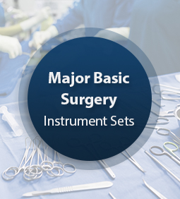 Instrument Set Major Basic