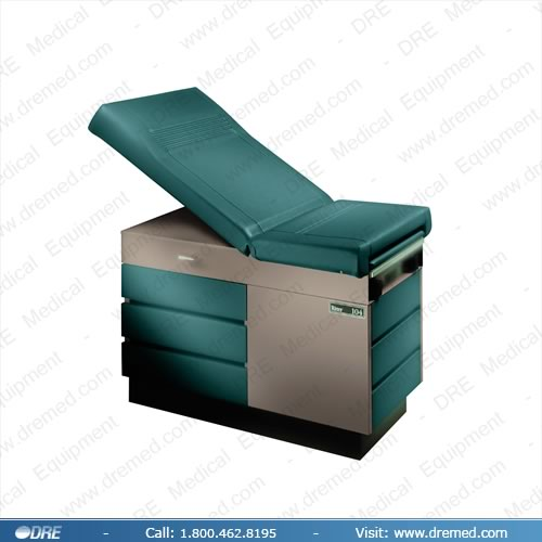 Refurbished Or Used Midmark Ritter 104 Exam Table