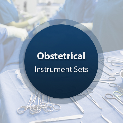 Instrument Set Obstetrical