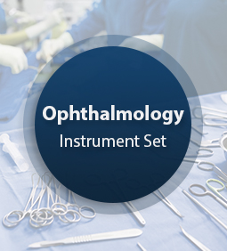 Ophthalmology Instrument Set