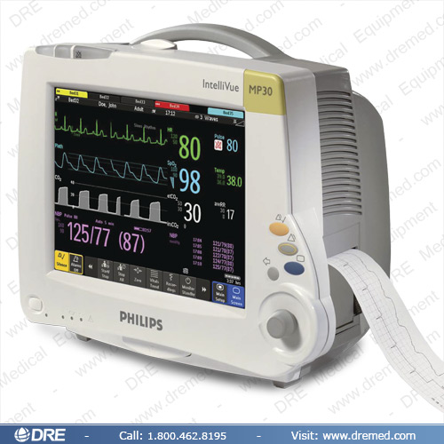 new used patient monitors from dre ge philips datascope rh dremed com MP5 Monitor MP5 Patient Monitor
