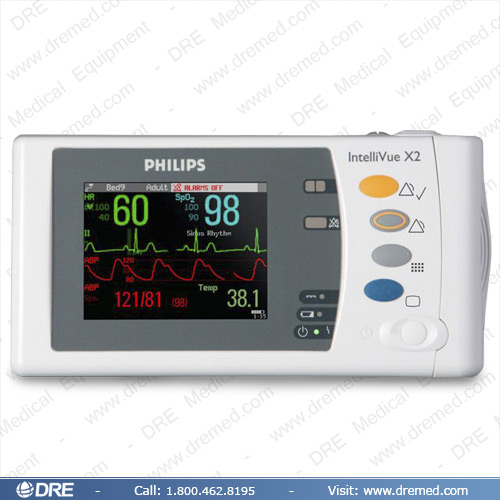 Philips IntelliVue X2 Patient Monitor