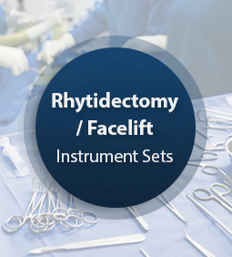 Instrument Set Rhytidectomy