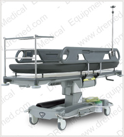 DRE Savoy QA3 Stretcher with Emergency Set Up