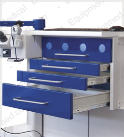 Euroclinic Steel Drawers