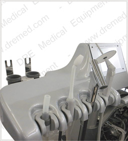 Euroclinic Steel Instrument Table