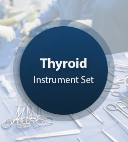 Thyroid Instrument Set