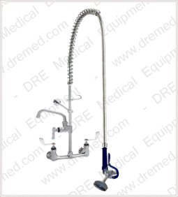 Stainless Steel Wall Mounted Sprayer