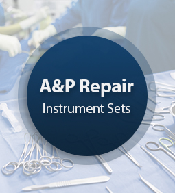 Anterior & Posterior (A&P) Repair Surgical Instrument Set