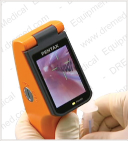 Pentax Airway Scope Video Laryngoscope Screen