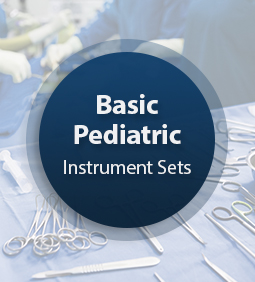 Basic Pediatric Surgical Instrument Set