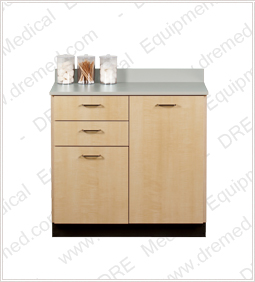 Clinton Base Cabinet with 2 Doors and 2 Drawers - 8036