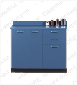 Clinton Base Cabinet with 3 Doors and 2 Drawers - 8042