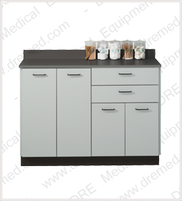 Clinton Base Cabinet with 4 Doors and 2 Drawers - 8048