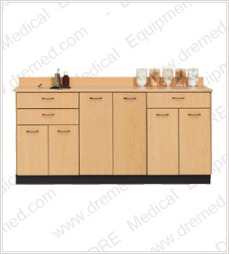 Clinton Base Cabinet with 6 Doors and 3 Drawers - 8072