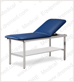 Clinton ETA Alpha Series Treatment Table with Shelf - 3020