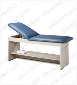 Clinton ETA Style Line Series Treatment Table with Shelf - 9020