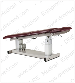 Clinton General Ultrasound Table with Three-Section Top Trendelenburg