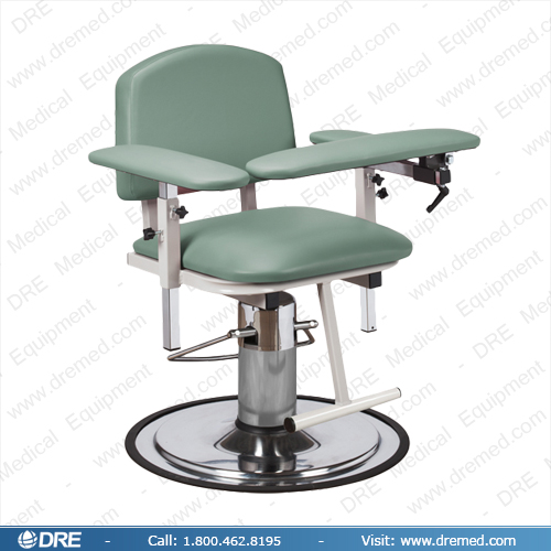 Clinton H Series Phlebotomy Chair - 6310