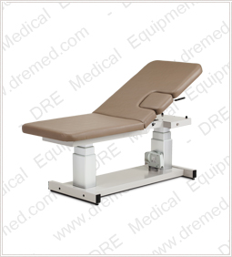 Clinton Imaging Table with Fowler Back - 80072 back up