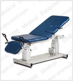 Clinton Multi-Use Imaging Table with Stirrups and Drop Window full