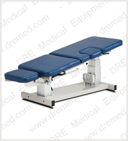 Clinton Multi-Use Imaging Table with Stirrups and Drop Window Trendelenburg