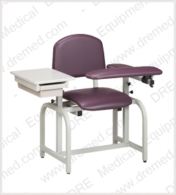 Clinton Lab X Series Phlebotomy Chair - 66020